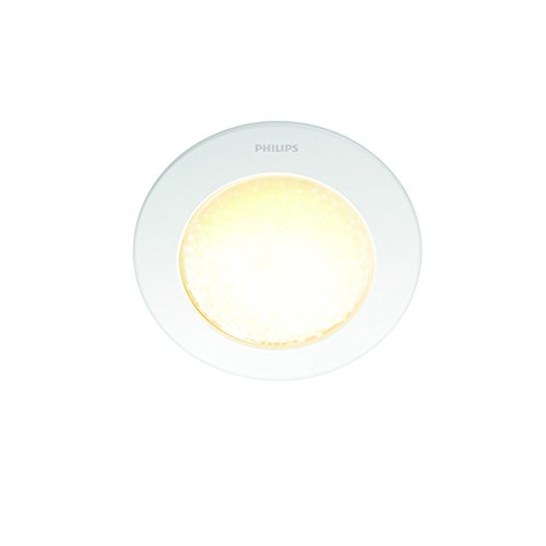 Philips Hue Phoenix Dimmable LED Smart Recessed Downlight, Opal White (Requires Hue Hub, Works with Alexa, Apple HomeKit and Google Assistant)