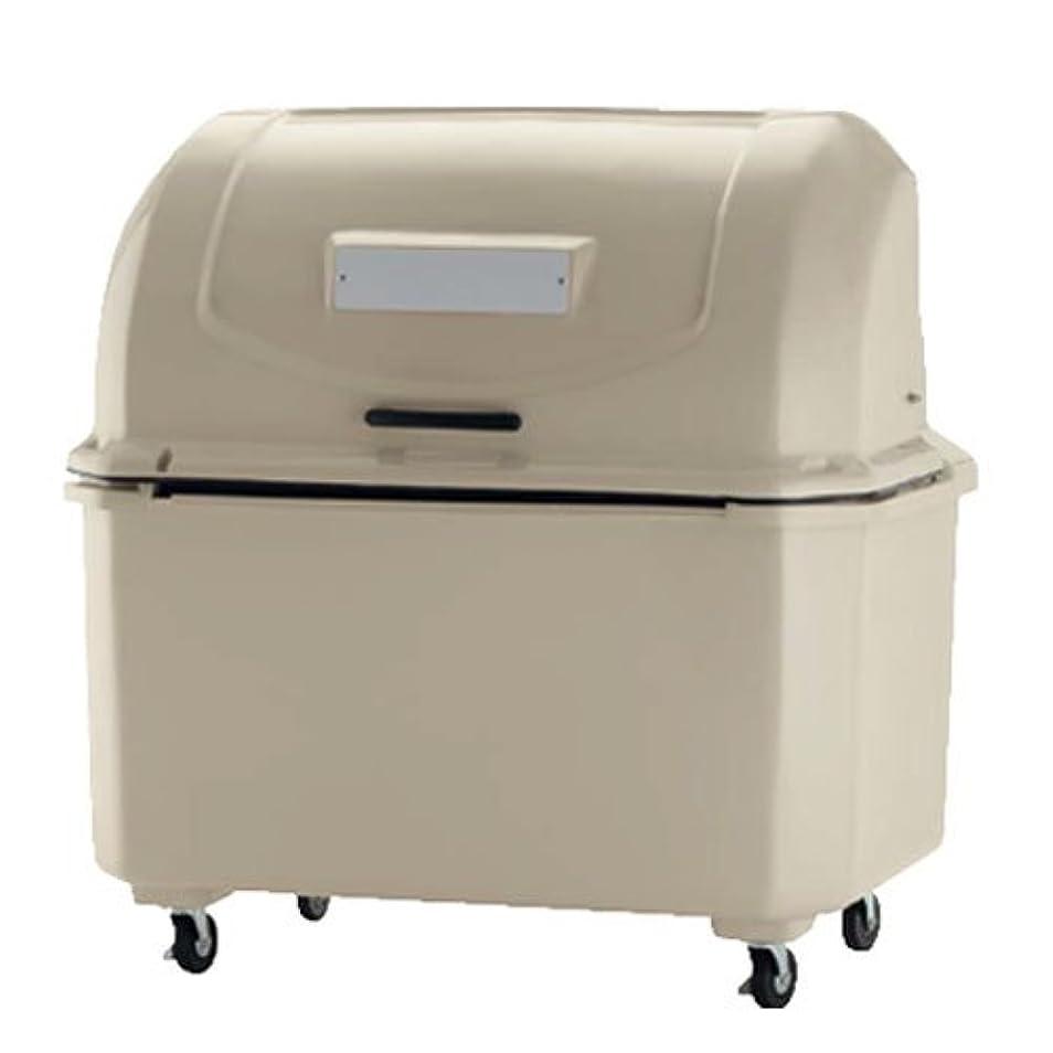 母メルボルン勤勉な業務用 大型ゴミ箱 ワイドペールFR 1000 キャスター付き 収納目安:45リットルポリ袋22個 リッチェル