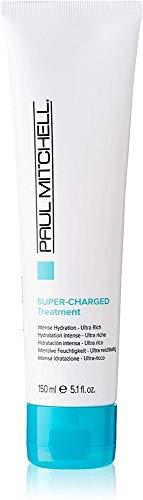 Paul Mitchell Super-Charged Treatment - intensiv pflegende Haar-Kur für trockenes Haar, Haar-Maske verleiht Glanz und Geschmeidigkeit, 150 ml