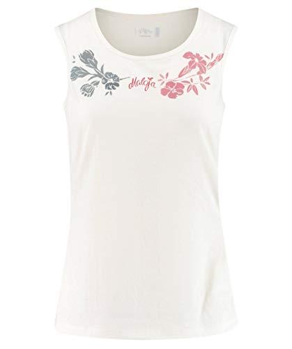 Maloja Vulperam Top Damen Multisport Jacke S weiß (Vintage White)