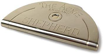 Acme n° 575 Sifflet pour chien en métal avec sifflet Idéal pour l'entraînement du chien