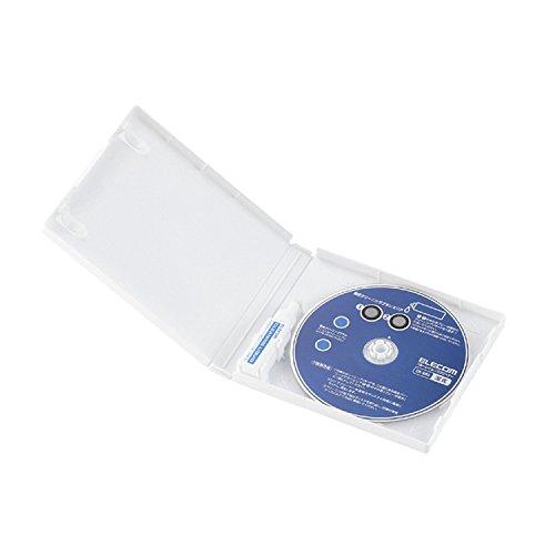 エレコム レンズクリーナー ブルーレイ専用 読み込みエラー解消 湿式 PlayStation4対応 【日本製】 CK-BR3