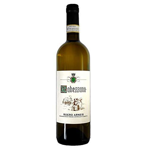Rabezzana - Roero Arneis DOCG 2018 - Bottiglia 75 cl - Vino Bianco Armonioso Vellutato ed Elegante - Piemonte (1)