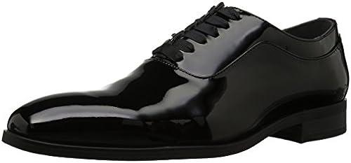 Giorgio Brutini Men& 039;s London Oxford, schwarz, schwarz, schwarz, 10 M US  Rabatt-Verkauf