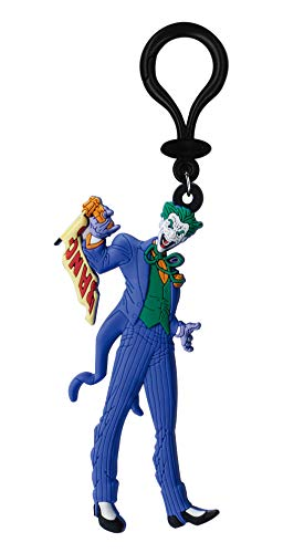 DC The Joker Clip de sac découpé au laser