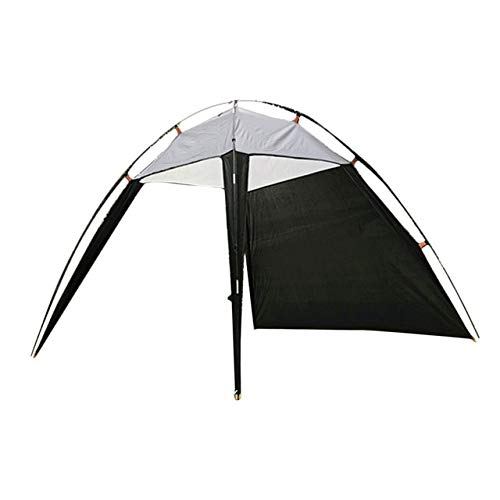 Mdsfe Outdoor Gazebo Beach Tents Awning Waterproof Awning For Picnic Hiking Camping Fish Portable Quick & Easy Setup Tent Dropshipping-gray black,A2