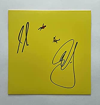 Dan + Shay Signed Autograph 7  Album Vinyl Record - I Should Probably Go To Bed - Music Albums