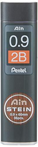 Pentel C279-2BO - Minas (2B, 0.9 x 60 mm)