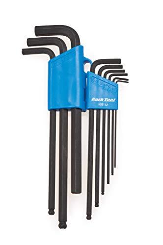 Park Tool Set de clés mâles HXS-1.2 - Outillage - 1,5-10 mm 2015 Outil Velo