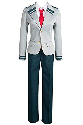 LBWNB Conjunto de uniforme para hombre de la serie de televisión Boba Fett sudaderas con capucha y cremallera, para Halloween, cosplay (talla: 3XL)