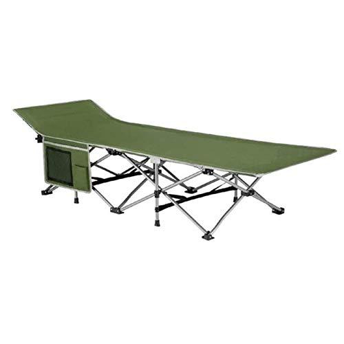 Kaidanwang Ligero Cama de Camping Plegable Tienda de campaña Ultraligera Que acampa Plegable Cuna Cama, portátil Compacto for el Recorrido, Campamento Base, Senderismo, montañismo, Ligero Mochilero