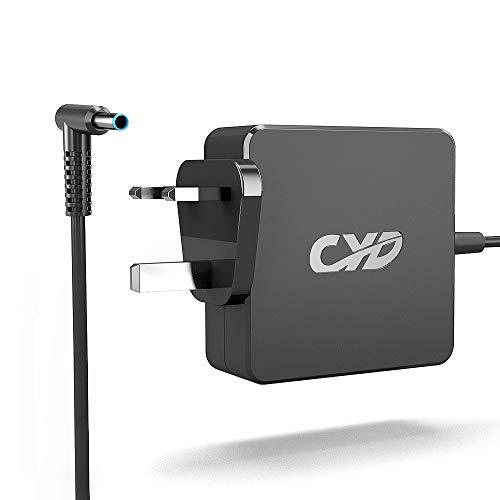CYD PowerFast-Ersatz für Laptop-Ladegerät HP Spectre X360 15 Stream 11 13 14 Elitebook Folio 1040 G2 G3 Split 13 Pavilion-X360 M3 Touchsmart 15 13 M6 250 255 G4 G5 741727 -001 740015-002