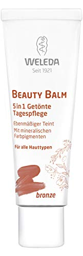 Weleda Beauty Balm Getinte Dagcreme - Bronze, 30 ml