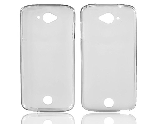 caseroxx TPU-Hülle für Acer Liquid Z530 / Z530S, Handy Hülle Tasche (TPU-Hülle in transparent)