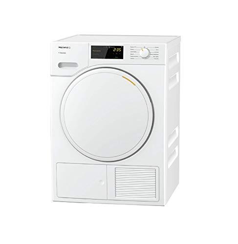 Miel TSB 143 WP, Instalación de secadora gratuita, A++, Bomba de calor, Carga frontal, 7 kg, Perfecto Seco, Blanco