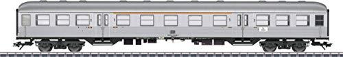 Märklin 43898 Klassiker Modelleisenbahn Personenwagen 1./2. Klasse, Silberlinge, Spur H0