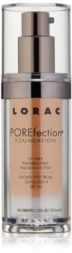 LORAC POREfection Foundation, PR9-Tan