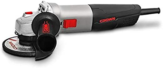 Crown CT13497-115 Angle Grinder, 115 mm - 860W