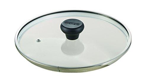 Moneta Couvercle plat en verre, Transparent 28 cm Transparent