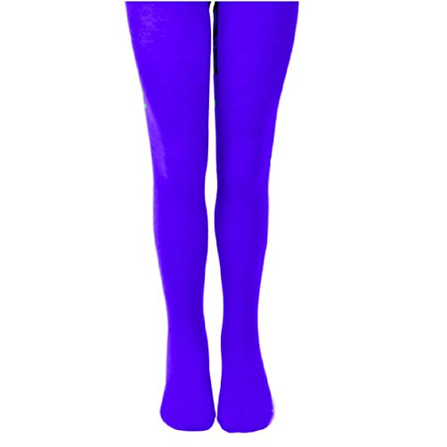 Collants pour Les Enfants, Taille 140/152, Bleu 60 Carnival Bas