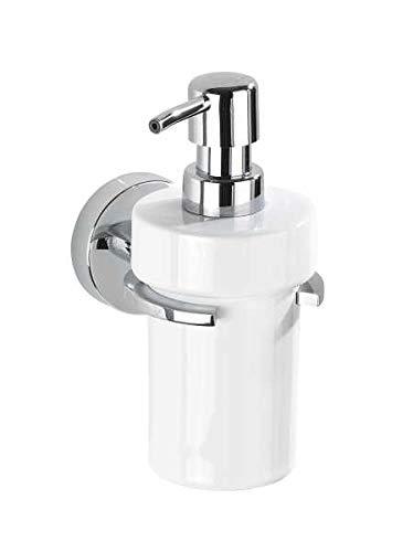 WENKO Vacuum-Loc® Seifenspender Capri Duschlotion-Spender Badezimmer-Spender