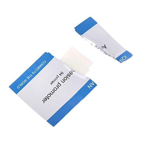 BIlinl 50 Pezzi Promotore di adesione Sponge Double Tape Vinyl Wrap Primer 94