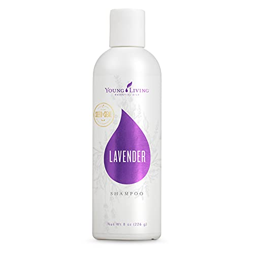 Young Living Lavender Volume Shampoo - Cleanses and Nourishes Fine Hair - 8 fl oz