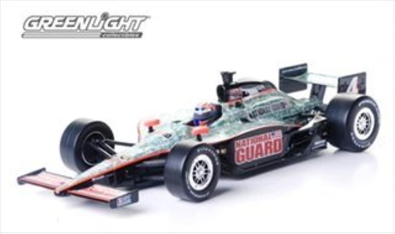 2011 Izod Indy Car J Hildebrand Panther Racing National Guard 1 18 by Grünlight