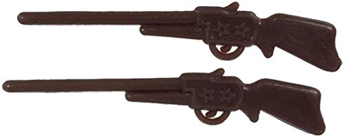 Melody Jane Casa Muñecas Occidental Rifle Pistola