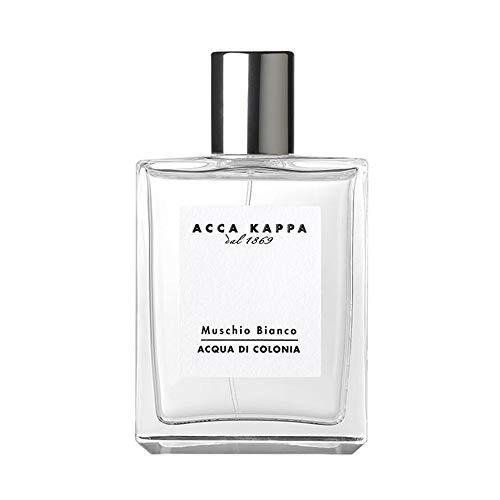 Acca Kappa Muschio Bianco 100 ml Eau De Cologne Spray für Sie und Ihn, 1er Pack (1 x 100 ml)