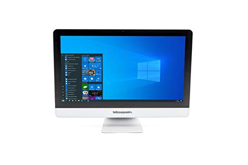"Computer All-in-One BITA All-in-One Display FullHD 27"" (Intel I7-2310M 2.7GHz, 8GB DDR3 RAM, 1TB SATAIII, Intel HD Graphics 3000, Windows 10 Pro 64 bit), tastiera e mouse ottico."