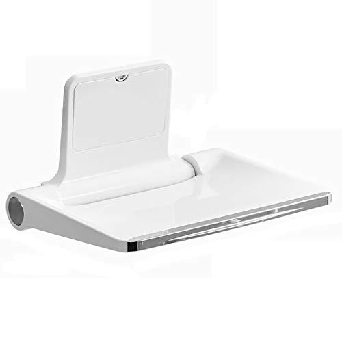Z-SEAT Accesorio para Asiento de Ducha Plegable - Asientos de baño de Lujo Plegables duraderos - con Montaje en la Pared