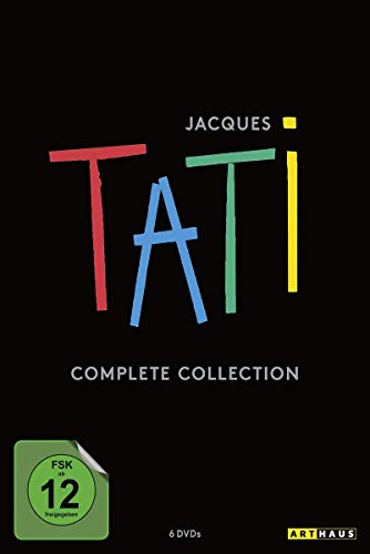 Jacques Tati Collection (6 Discs, Digital Remastered)