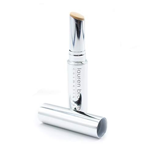 Lauren Brooke Color Extending Cream Eye Primer, Natural Base Eye Makeup Primer