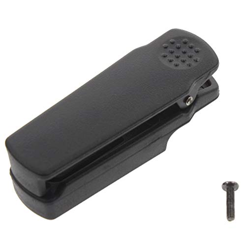 Tenq Belt Clip Clamp for Baofeng Waterproof Two Way Radio Walkie Talkie for Baofeng BF-A58 UV-9R Plus GT-3WP UV-XR