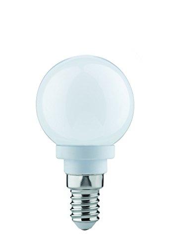 Preisvergleich Produktbild 10er Pack Paulmann LED Tropfen Mini Birne 2, 5W E14 230V Opal