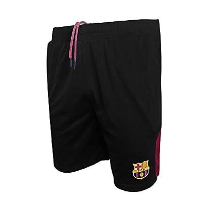 FC Barcelona Athletic Soccer Adult Shorts for Men (Medium)