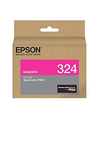 Epson T324320 Epson UltraChrome HG2 Ink (Magenta)