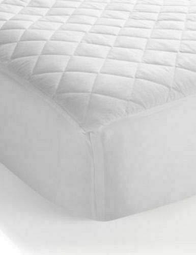 Colchón suave y cómodo para cuna de varios tamaños 160 x 80/140 x 70 [fabricado en Reino Unido] (126 x 60 x 13)
