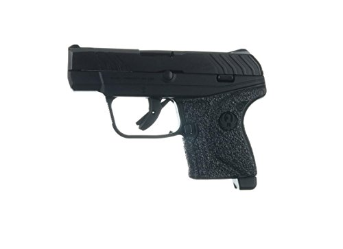 TALON Grips for Ruger LCP II Rubber, Black