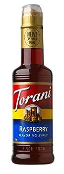 Torani Syrup Raspberry 12.7 Ounces