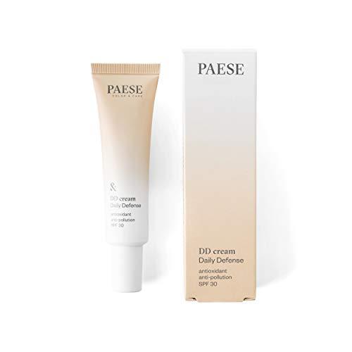Paese Cosmetics DD Cream 2W Beige Daily Defense, Medium Coverage, 30ml