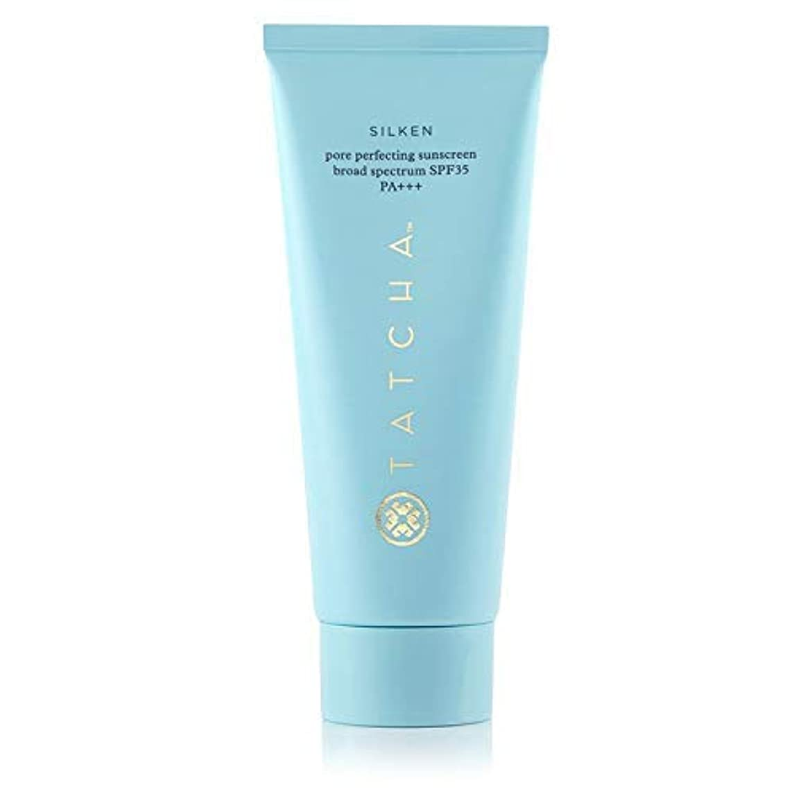 変化人気のスポンサーTATCHA SILKEN PORE PERFECTING SUNSCREEN Broad Spectrum SPF35 PA+++ 2 oz/ 59 mLタチャ 日焼け止めクリーム