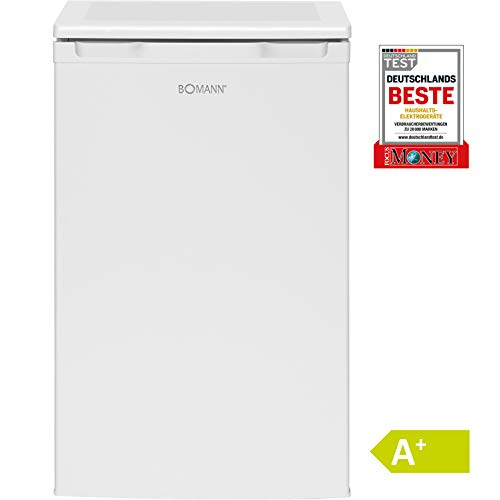 Bomann VS 366 Vollraumkühlschrank/ EEKA+ / 114 kWh/Jahr / 110 L Kühlteil