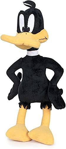 Looney Tunes Kuscheltier versch. Plüsch Figuren 32-40cm Stofftier (Daffy Duck)