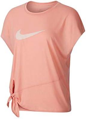 Nike Camiseta  Dry Fit Rosa para Mujer