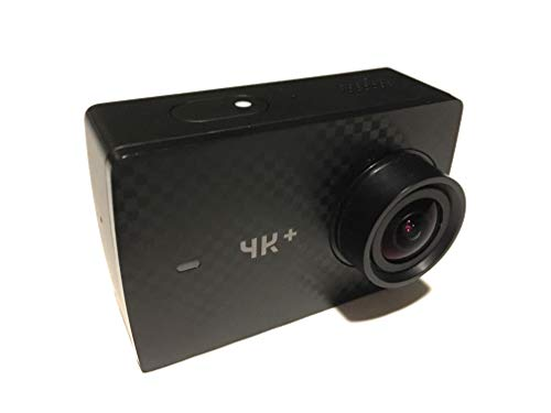 YI 4K+ Sports and Action Camera with 4K/60fps Resolution, EIS, Live Stream, Voice Control and 12MP Raw Image