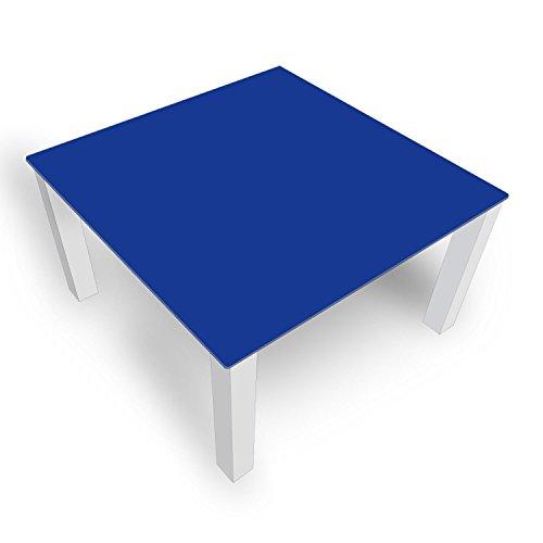 DekoGlas FMK-26-049 Table Basse en Verre avec Plateau en Verre 80 x 80 cm 100 x 100 cm 90 x 55 cm 112 x 67 cm 120 x 75 cm