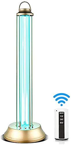 Ultraviolette kiemdodende lamp, ozon Kiemdodende luchtreiniger Kleuterschool Home Mobiele sterilisatie Geen ozon 60w