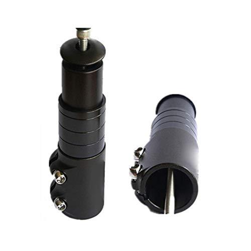 JoyFan 28.6mm Diameter Mountain Bike stem Riser Bicycle Bike Fork Riser Rise up Device Head Tube Riser stem Extender Adapter